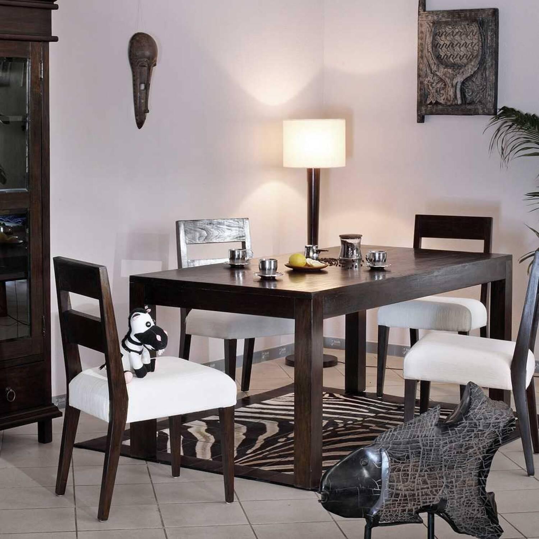 Стол обеденный из массива дерева ценных пород Mera 180 купить