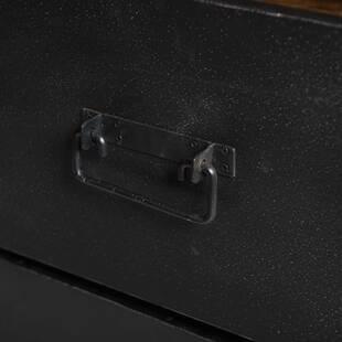 Комод из массива дерева ценных пород Dinky Shelf 60 2 ящика