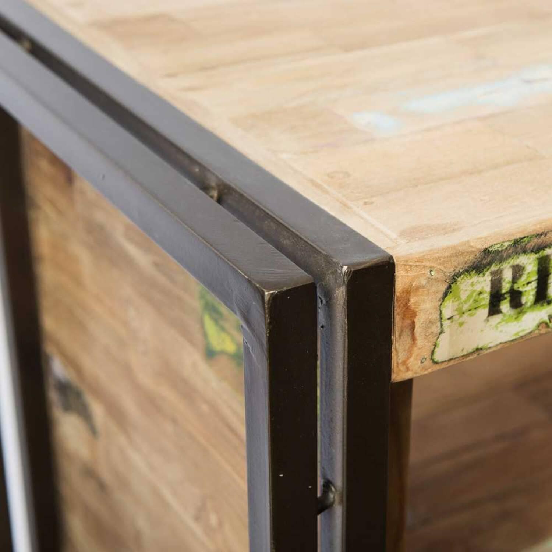 Комод из массива дерева ценных пород Ferum 2 ящика