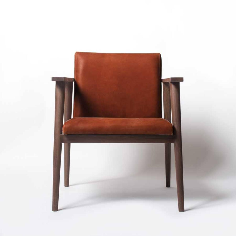 Кресло из американского ореха Vintage VB