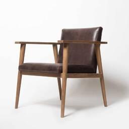 Кресло из дерева ценных пород Vintage DB