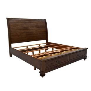 Кровать HERITAGE  King с ящиками