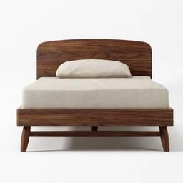 Кровать из американского ореха Twist Single