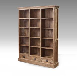 Шкаф книжный Bella