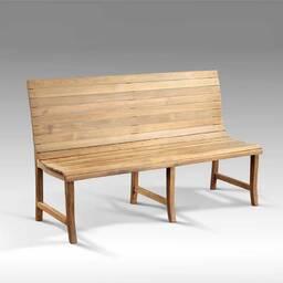 Скамья из массива дерева ценных пород Tiffany купить