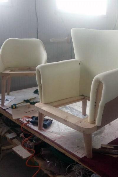 Дизайнерская мягкая мебель на ЧМ 2018. Диваны, кресла и столы для португальских футболистов и самого Криштиану Роналду