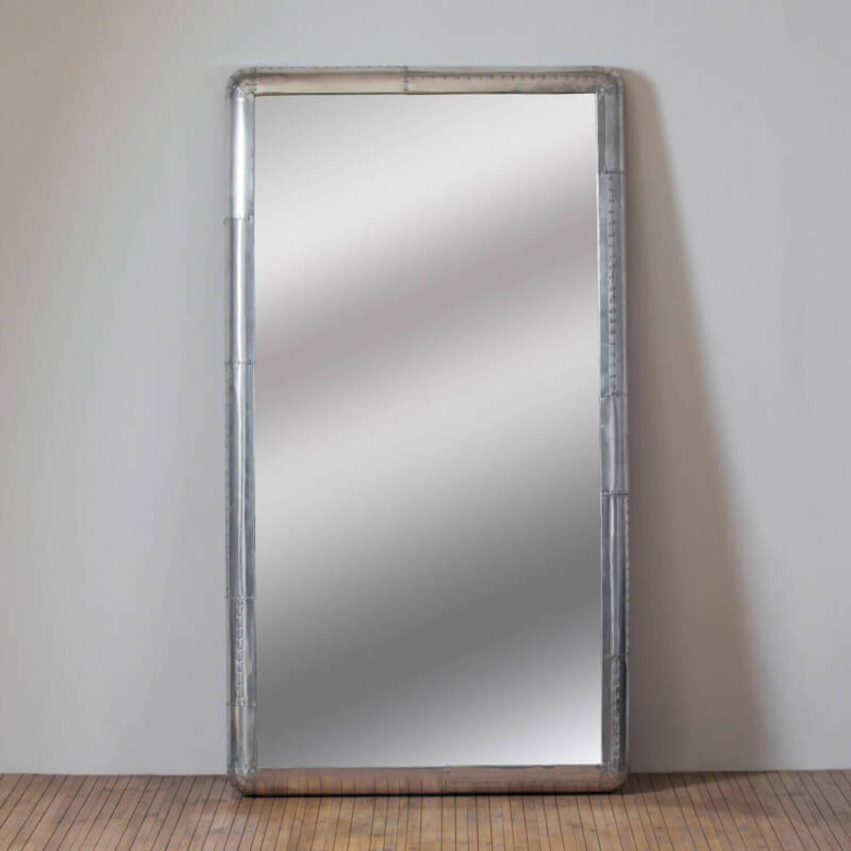 Дизайнерское зеркало Aviator Square Mirror