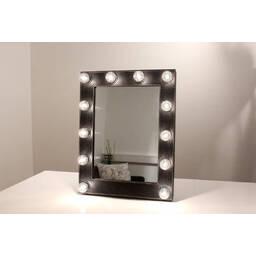 Зеркало Black Leather