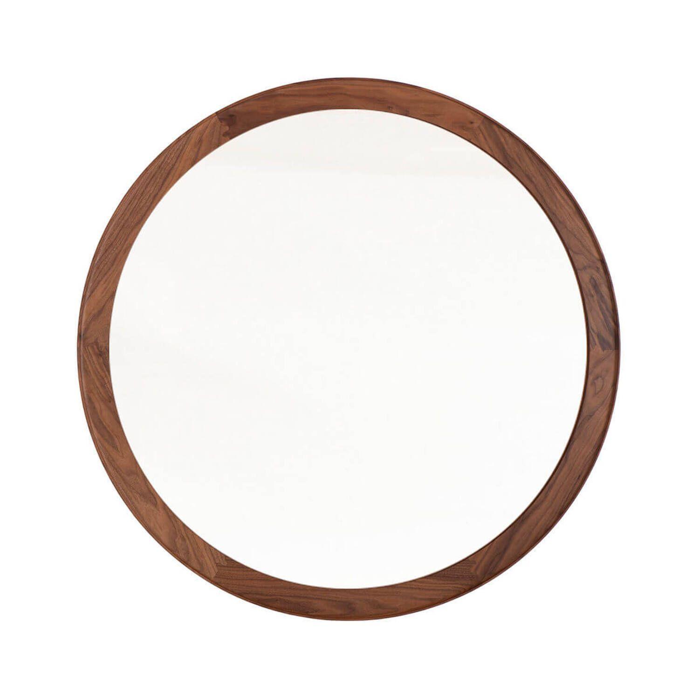 Дизайнерское зеркало Classic style round