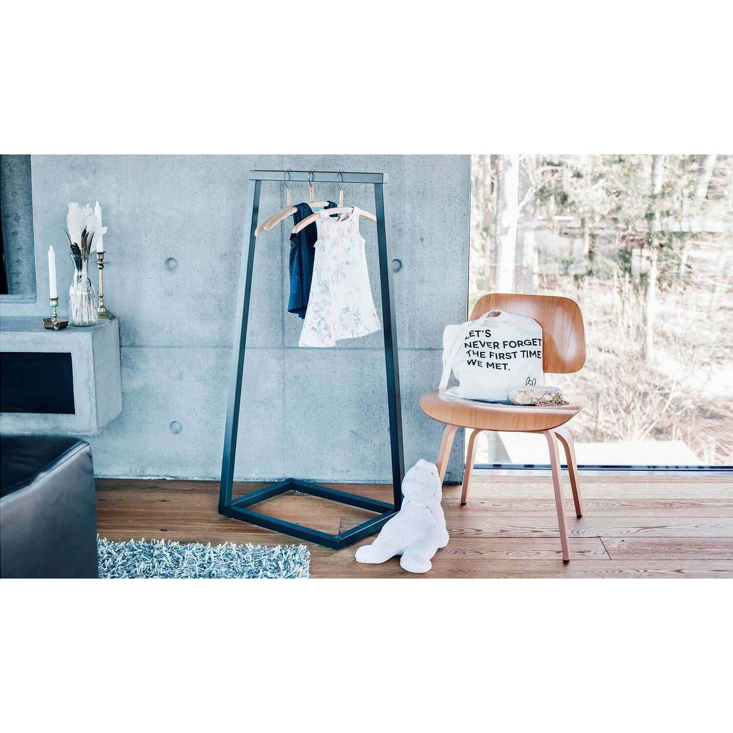 Вешалка Iron coat stand miny купить