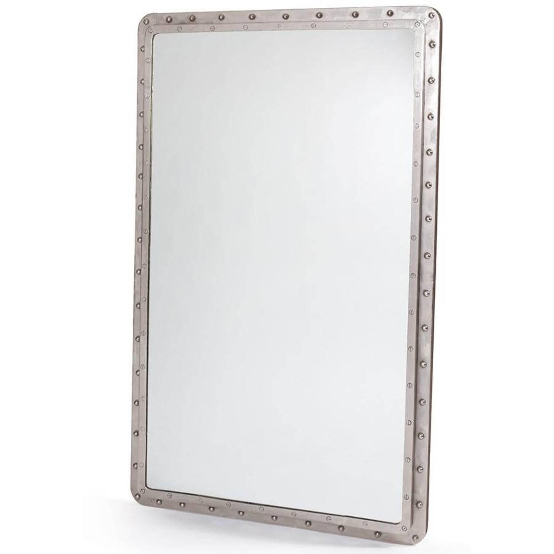 Дизайнерское зеркало Aluminium Industrial Mirror