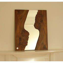 Дизайнерское зеркало River 0.6x0.5