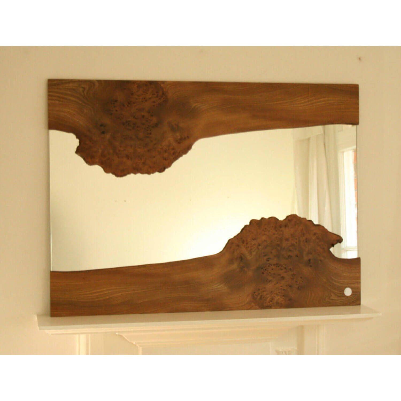 Дизайнерское зеркало River 0.9x0.7