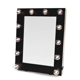 Зеркало Black makeup mirror