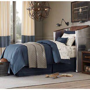 Кровать Aviator High Back Bed