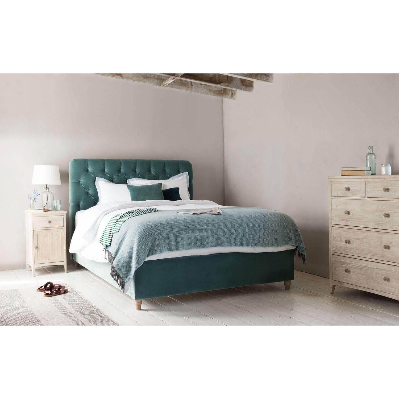 Дизайнерская кровать Billow с подъемным механизмом