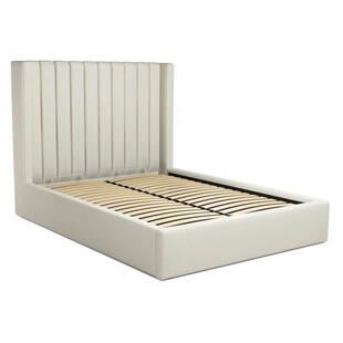 Кровать Cory с подъемным механизмом, белая