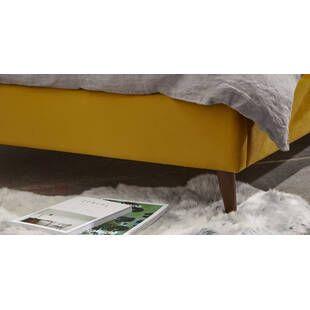 Кровать Cory с подъемным механизмом, синяя
