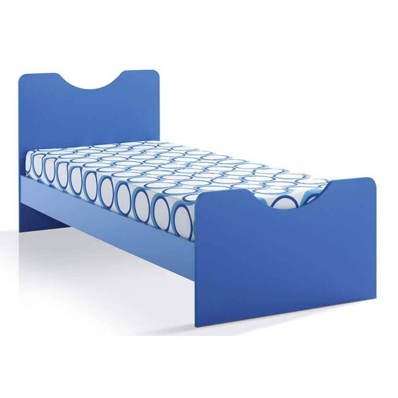 Детская дизайнерская кровать модели 0002