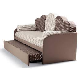 Детская дизайнерская кровать модели 0004