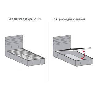 Кровать модели 0011