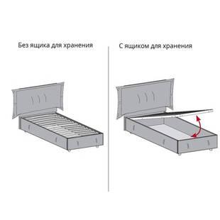 Кровать модели 0012