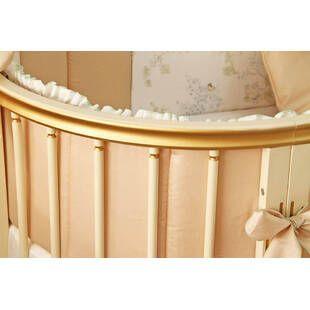 Кроватка модели Magic Dream 6 в 1, Ар-деко Золото