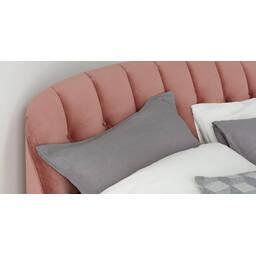 Кровать Margot, розовая