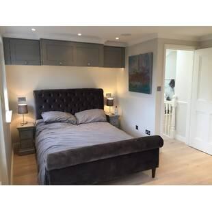 Кровать Orkney, серая