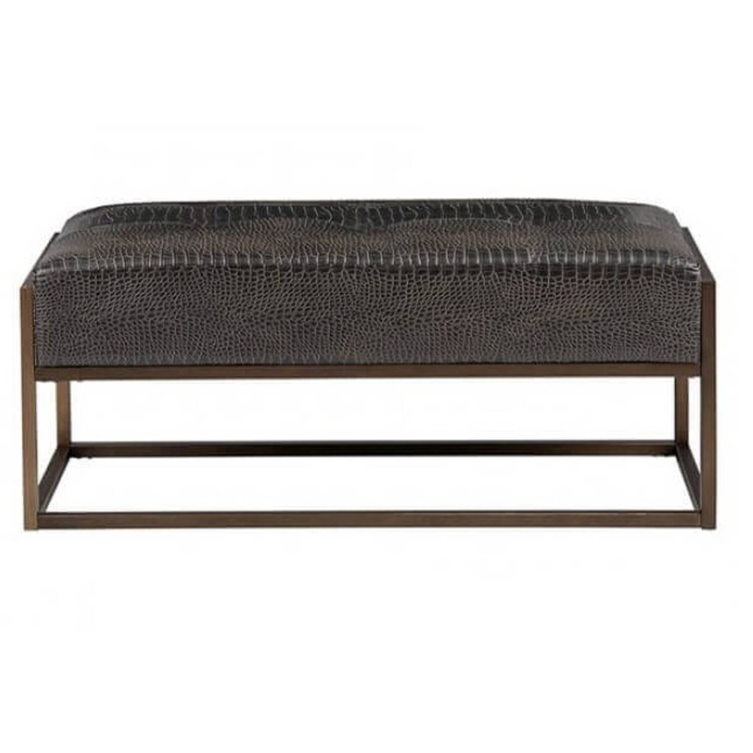 Мягкая скамья Brown Bench