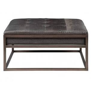 Оттоманка Brown coffee table ottoman