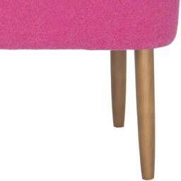 Банкетка Levi Bench, розовая