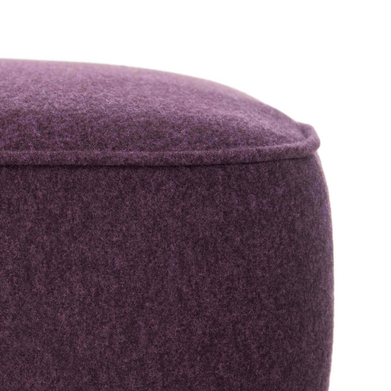 Банкетка Levi Bench, фиолетовая