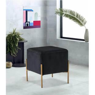 Пуф Square modern черный