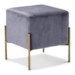 Пуф Square modern серый