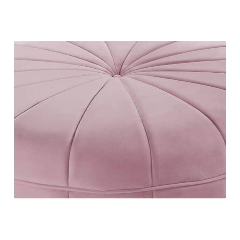 Пуф Baby Blue Velvet Large, розовый