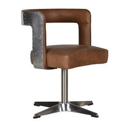Кресло Aviator Dining Chair Metall Base