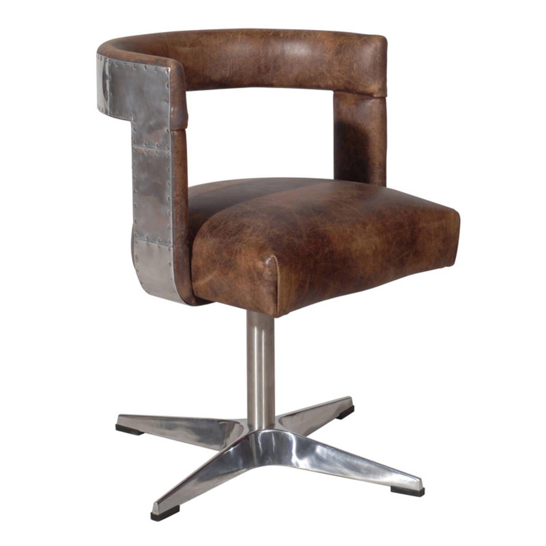 Кресло Aviator Dining Chair Metall Base купить