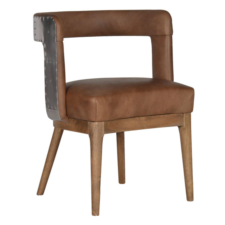 Кресло в стиле Авиатор Aviator Dining Chair