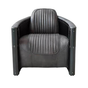 Кресло Aviator Tom Cat Chair Black