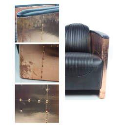 Кресло Aviator Tom Cat Chair Copper купить