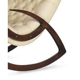 Кресло-качалка Данди, бежевое купить