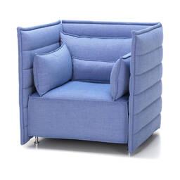 Стильное дизайнерское кресло для офиса Alcove