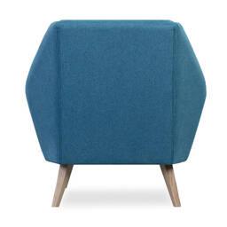 Кресло Angle, голубое