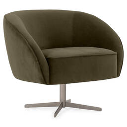 Кресло Aria, зеленое
