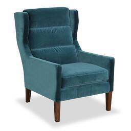 Кресло Borge, зеленое купить