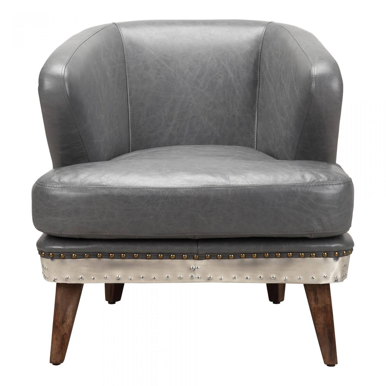 Кресло Cambridge, серое