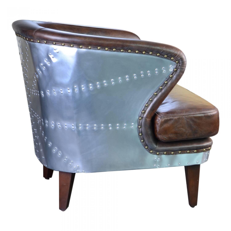 Кресло Cambridge, коричневое