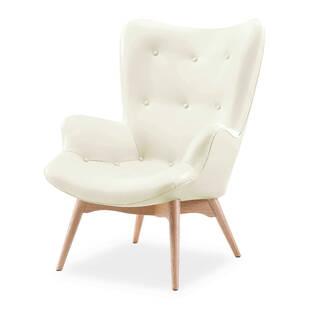 Кресло Contour белое