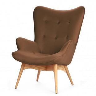 Кресло Contour коричневое